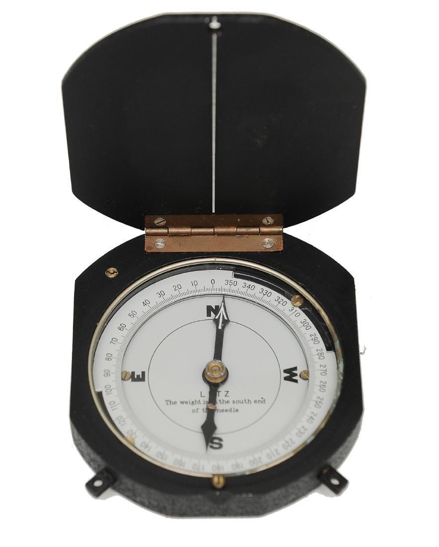 Vintage Boxed Compass - Lutz