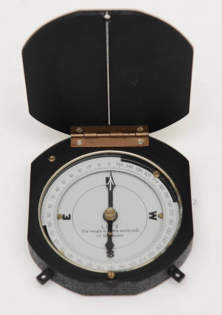 Vintage Boxed Compass - Lutz - 2