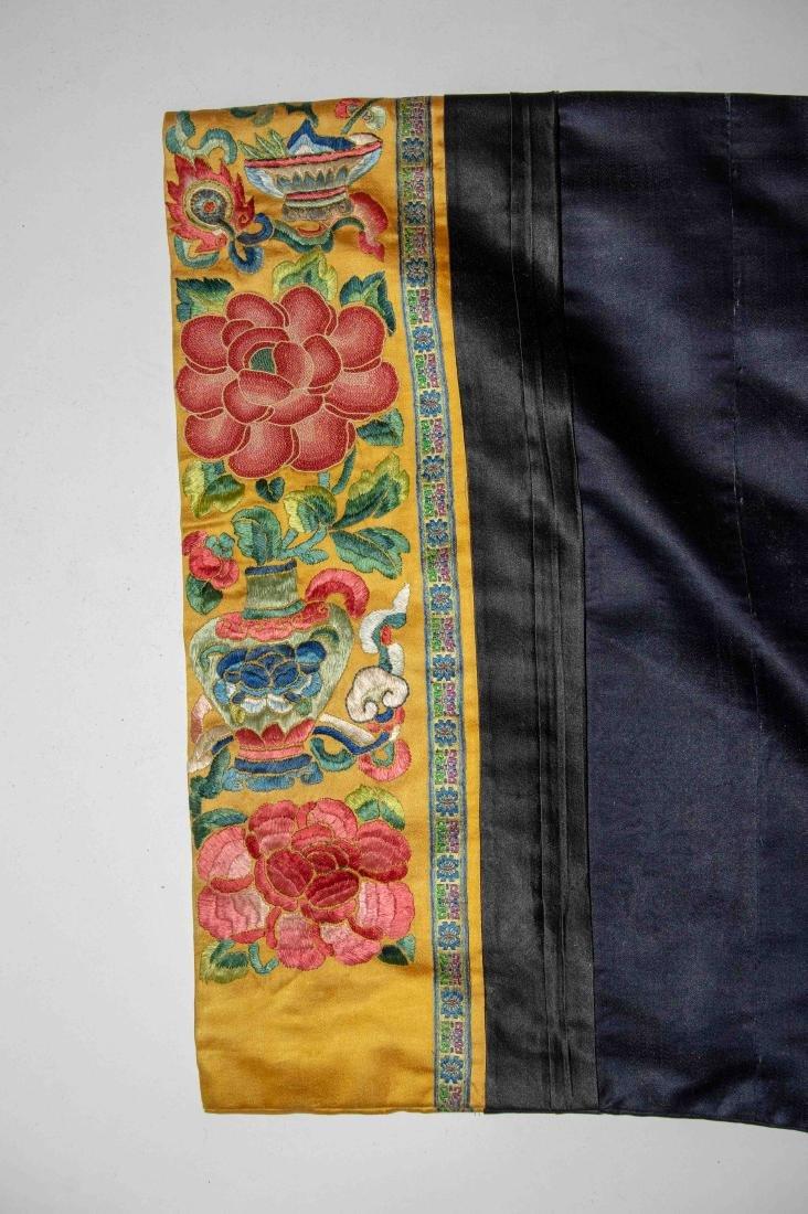 Chinese Court Lady's Robe, 19th Century - 10