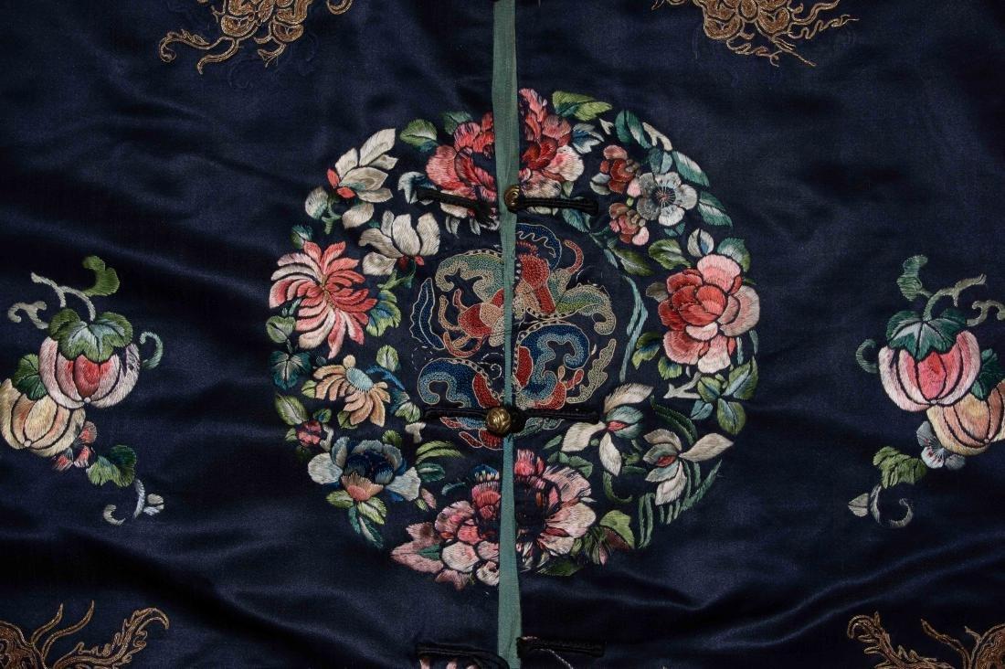 Chinese Court Lady's Robe, 19th Century - 2