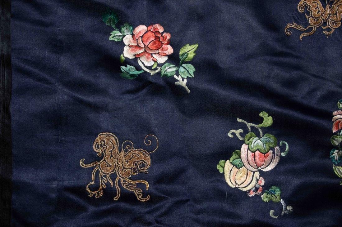Chinese Court Lady's Robe, 19th Century - 5