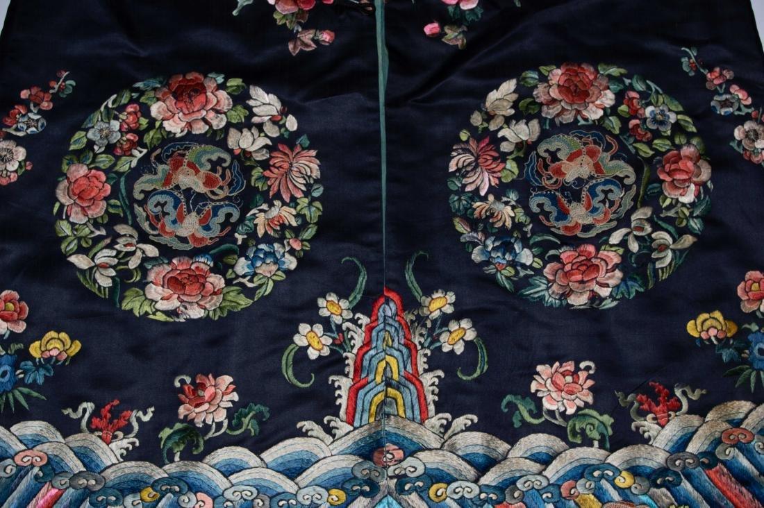 Chinese Court Lady's Robe, 19th Century - 6