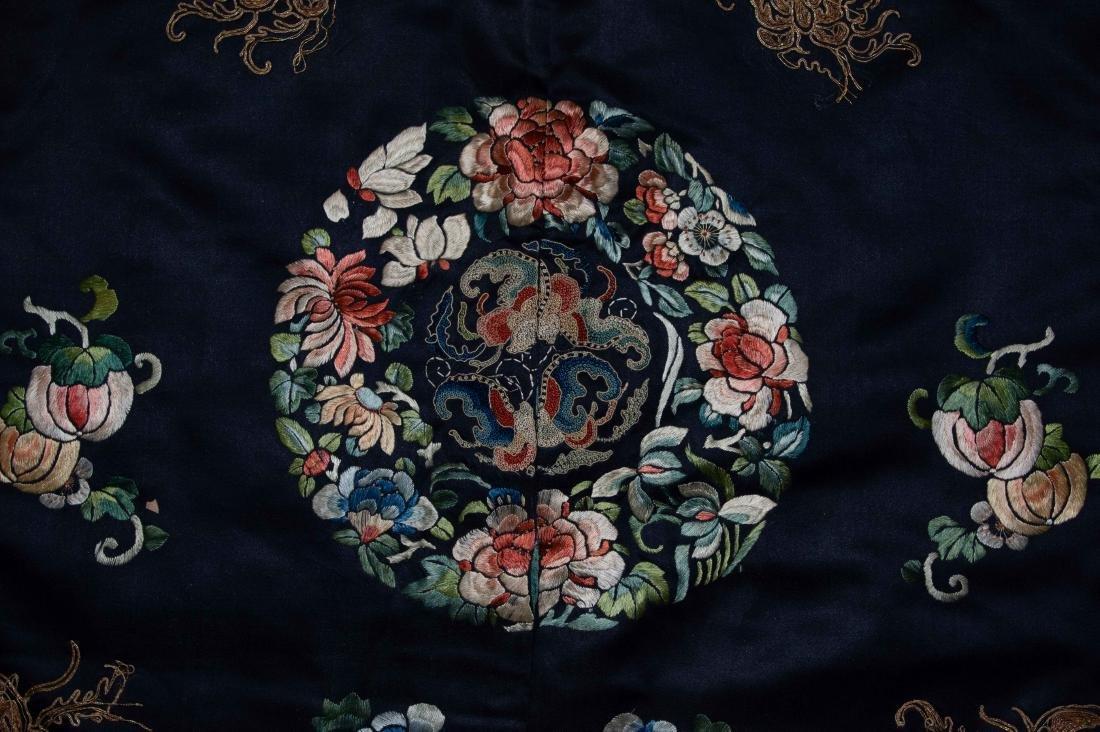 Chinese Court Lady's Robe, 19th Century - 9