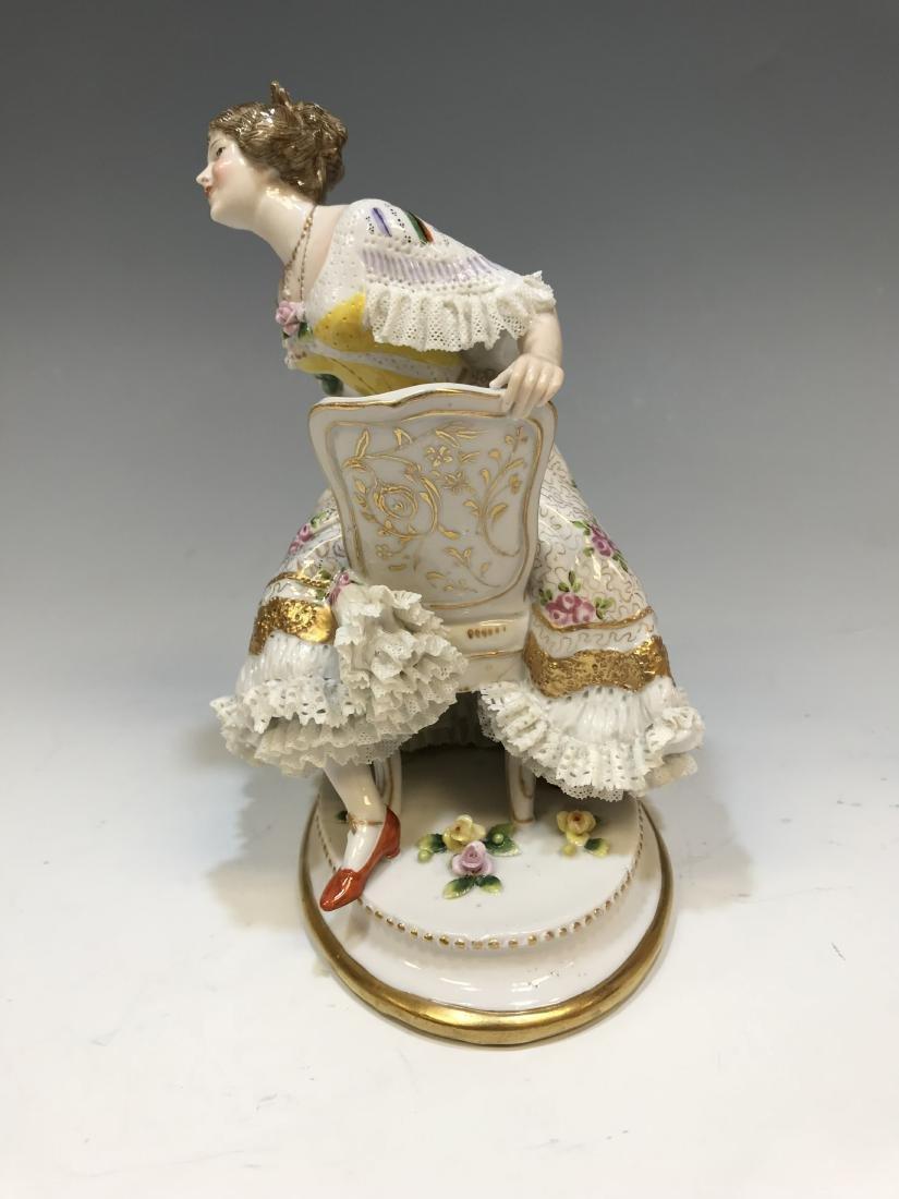 British Royal Doulton Figure & Royal Crown Derby - 5