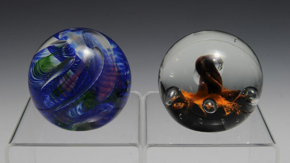 (2) Paperweights Inc. Caithness - 2