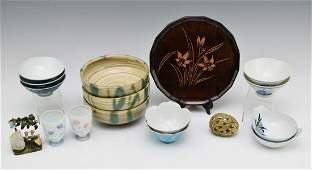 Set of Misc. Japanese Objects