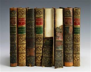 Thomas Carlyles Collected Works Vol I VIXII