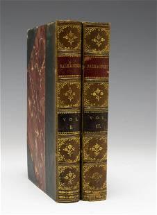 Salmagundi Vols I II W Irving Longworth 1820