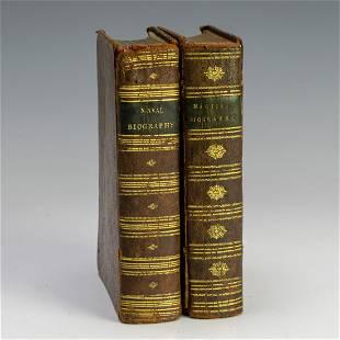 Martial Biography 1804 Naval Biography 1803 Hurst