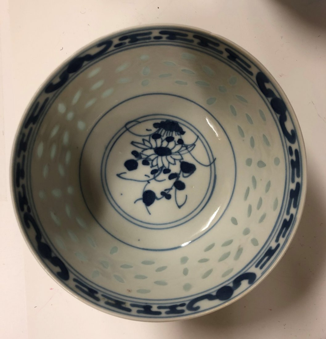 Chinese Blue and White Porcelain - 9