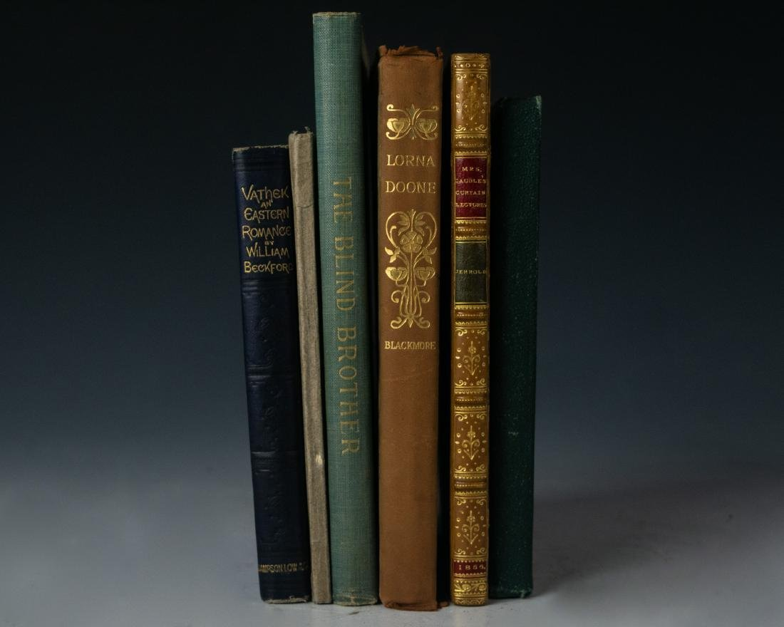 (6) Antiquarian Books