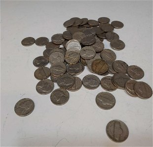 US Silver Coins/Morgan Dollars/V Nickels - Mar 15, 2017 | Saco River