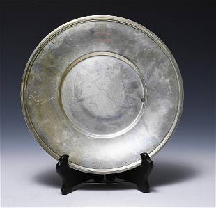 S Kirk Son Sterling Plate Pattern 4121A