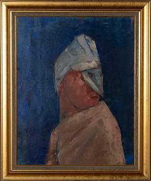 Dean Richardson, 'Bird Mask'