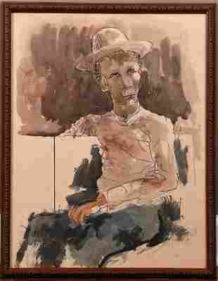 "Dean Richardson, Untitled ""Cowboy"""