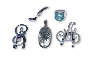 5 Apollo Silver Co., Taxco and Mexican Silver