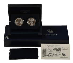 US Mint American Eagle West Point Two-Coin Set