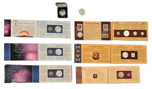 Lewis & Clark Silver Proofs, Coin & Currency Sets