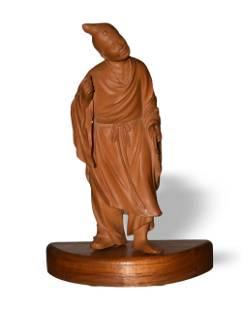Huangyang Wood Statue of Jigong, Republic