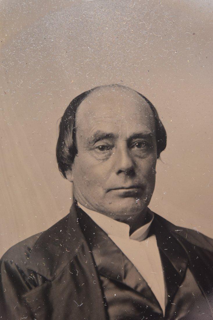 Daniel Webster Tintype Photograph