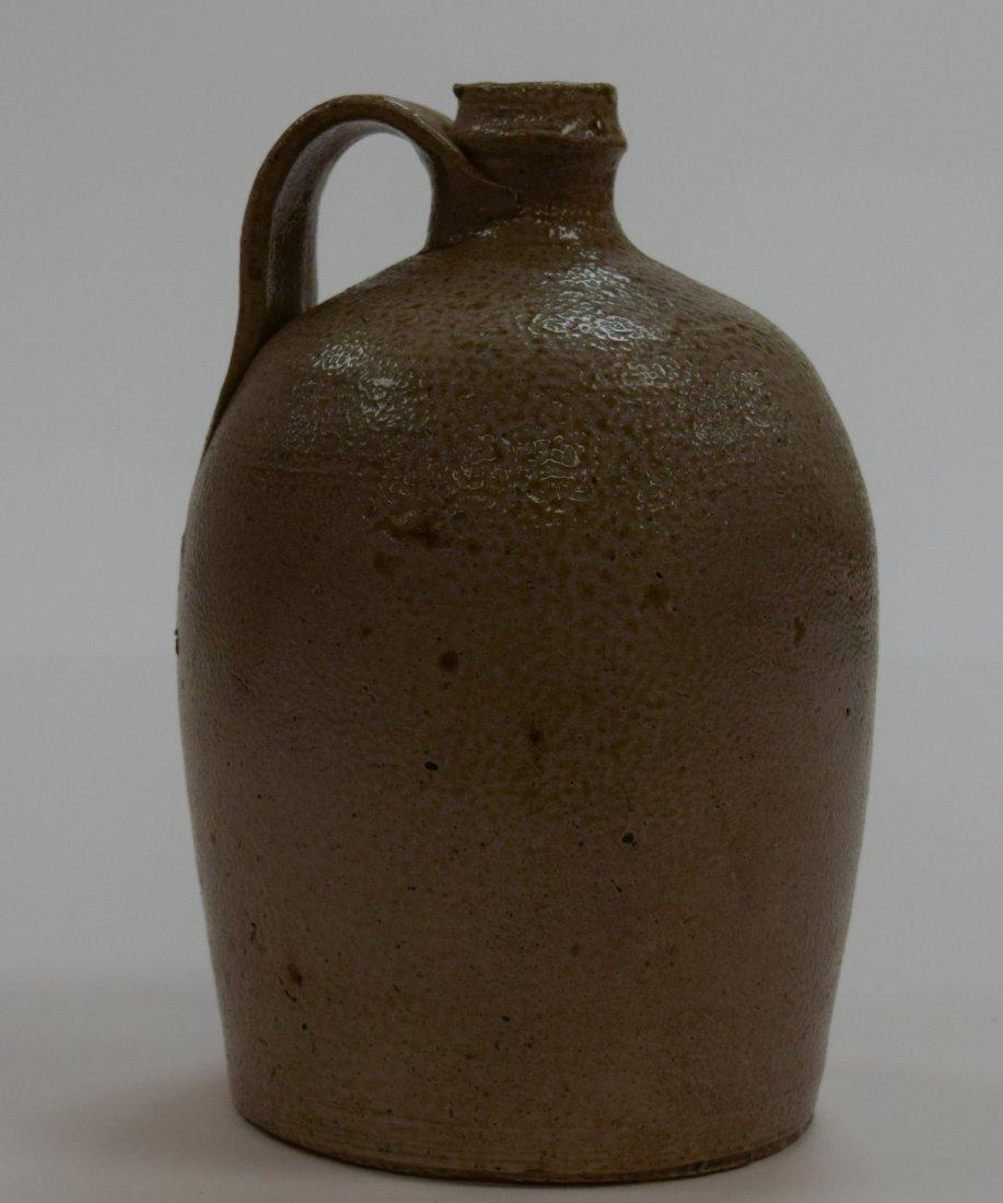 Stoneware Whiskey Jug