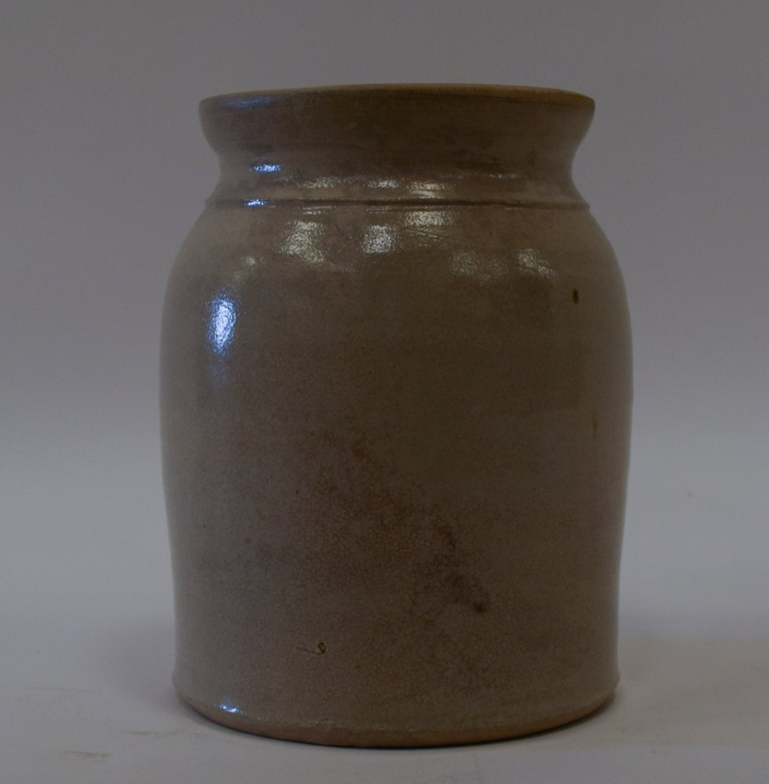 Primitive Stoneware Jar