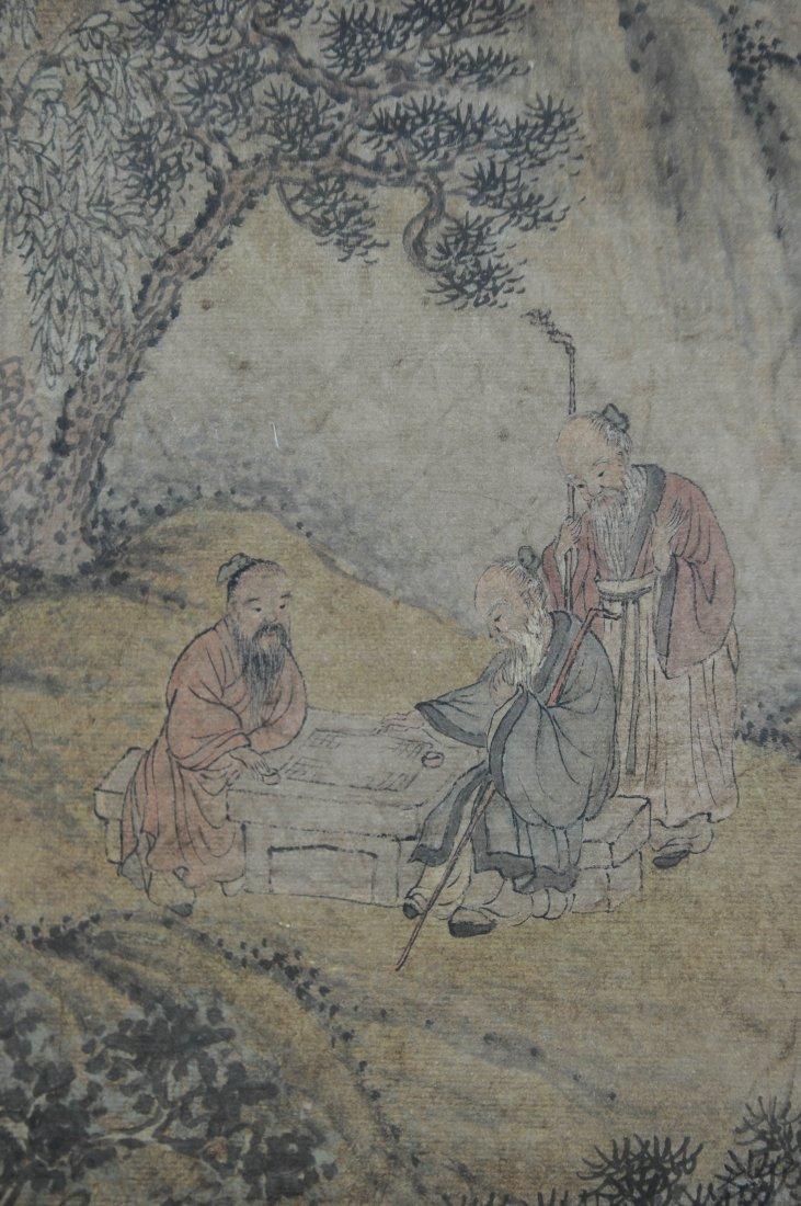 Landscape Painting by Cai Zheng Yuan (1897-1960) - 5