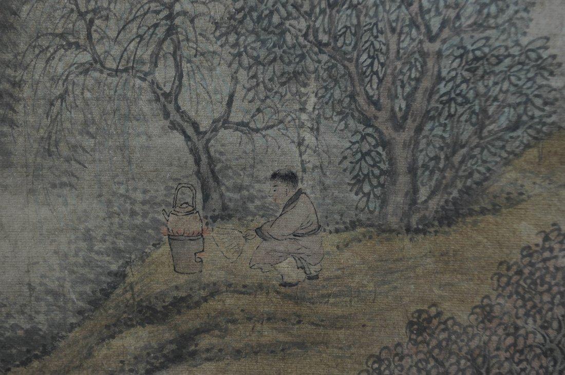 Landscape Painting by Cai Zheng Yuan (1897-1960) - 6