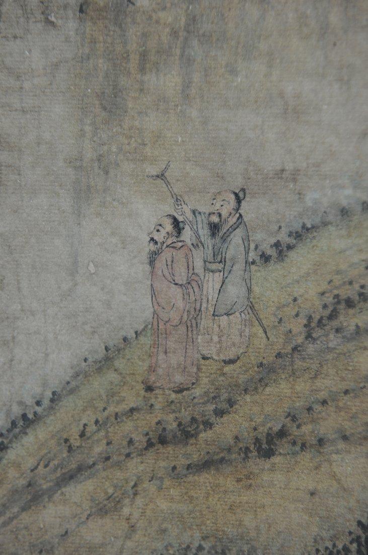 Landscape Painting by Cai Zheng Yuan (1897-1960) - 7