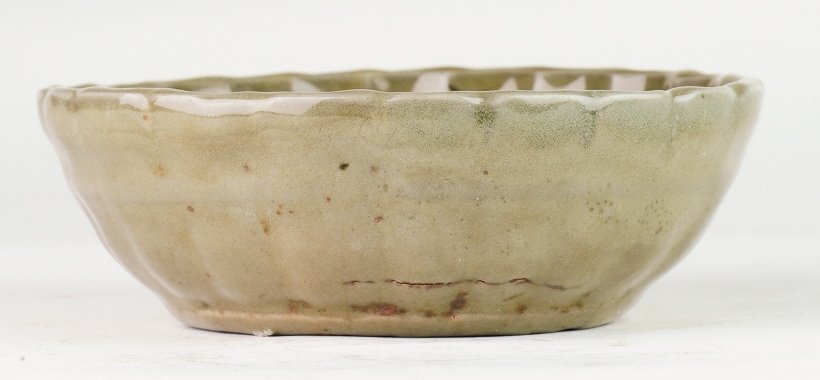 Longquan Celadon Brush Washer, Yuan Dynasty - 5