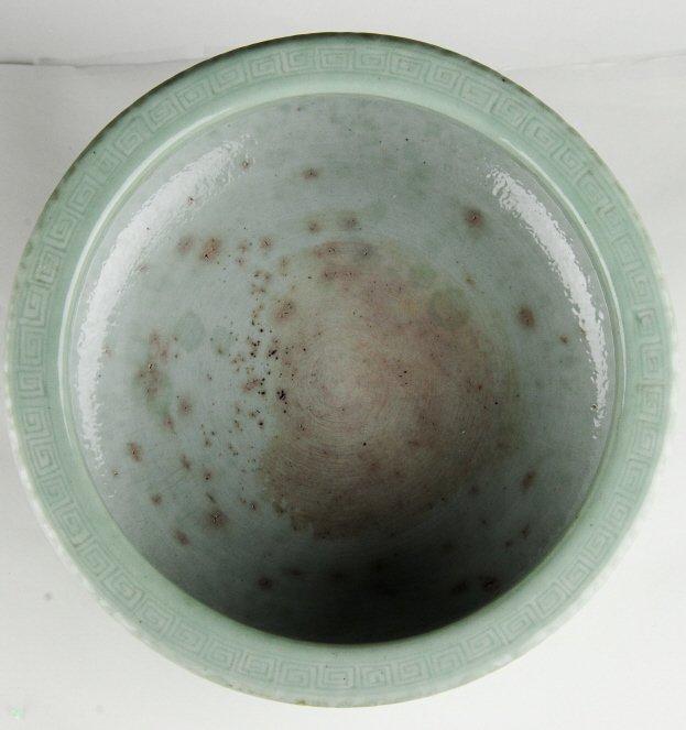 Celadon Tripod Censer, Early 19th Century - 4