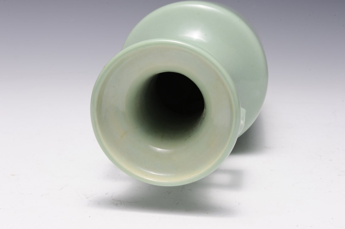Pale Green Vase, Early 20th C. - 5