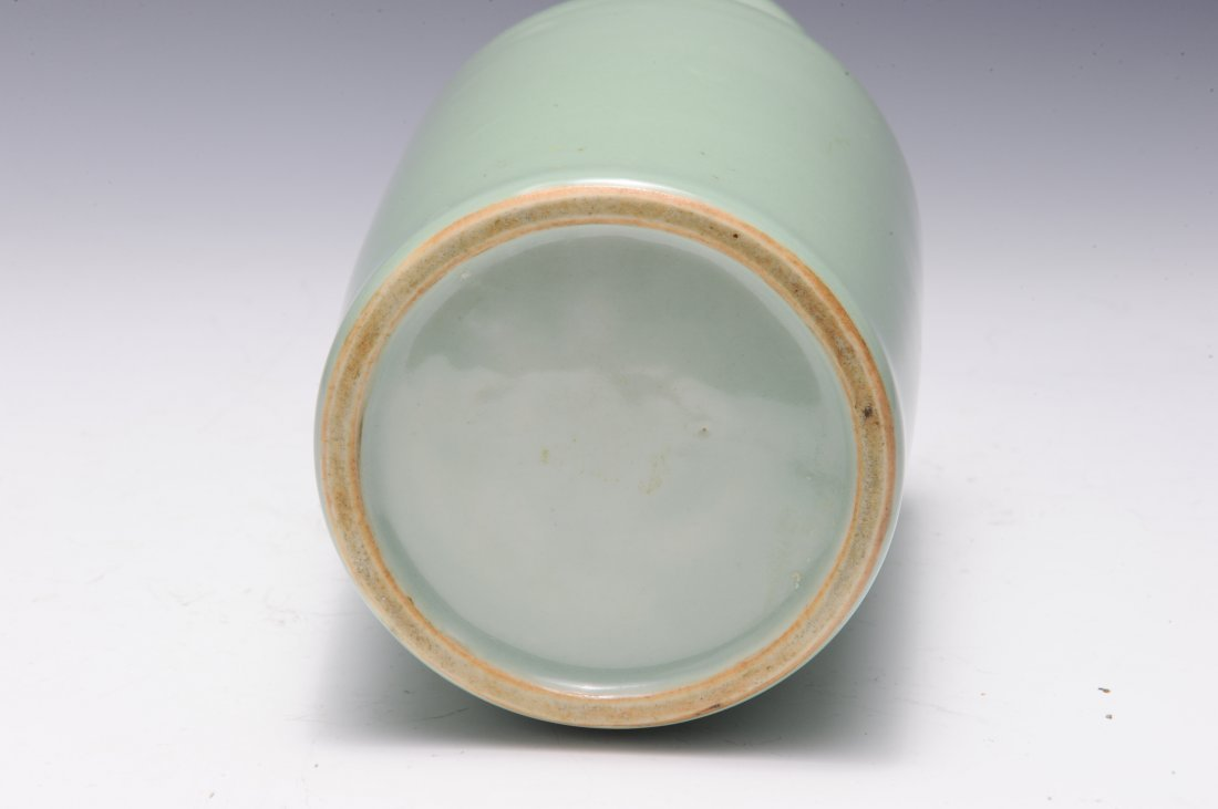 Pale Green Vase, Early 20th C. - 6