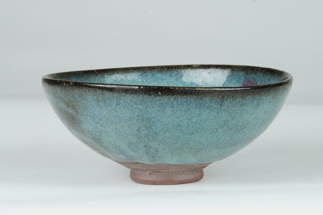 Jun Glazed Bowl, Ming or Earlier - 3