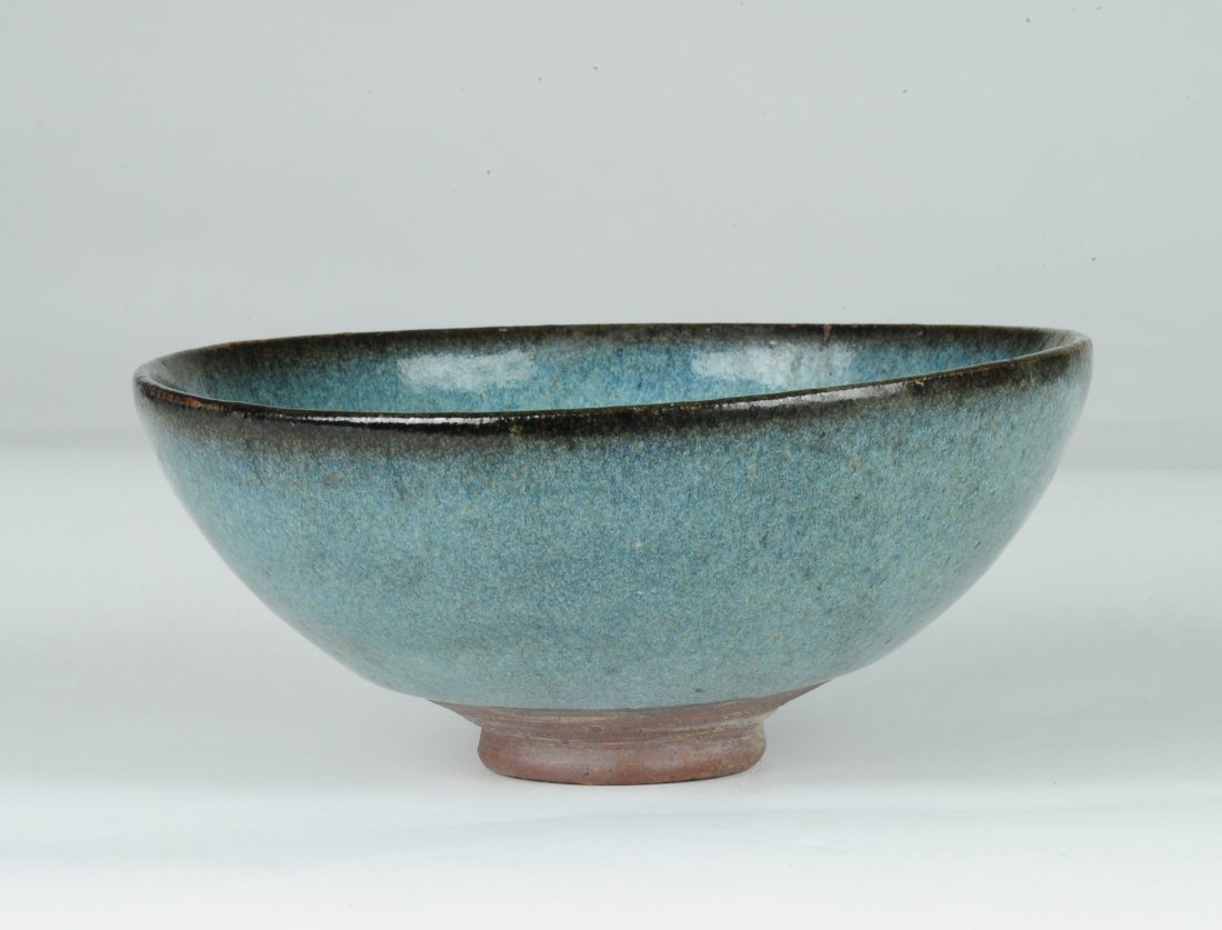 Jun Glazed Bowl, Ming or Earlier - 4