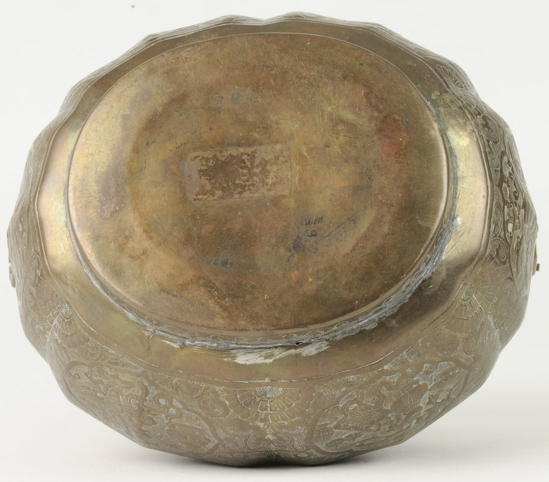 Brass Hand Warmer, 19th Century - 8