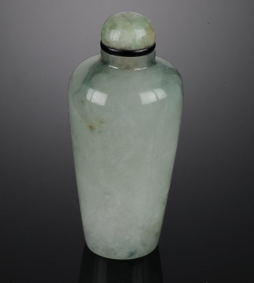 A Jadeite Snuff Bottle - 2
