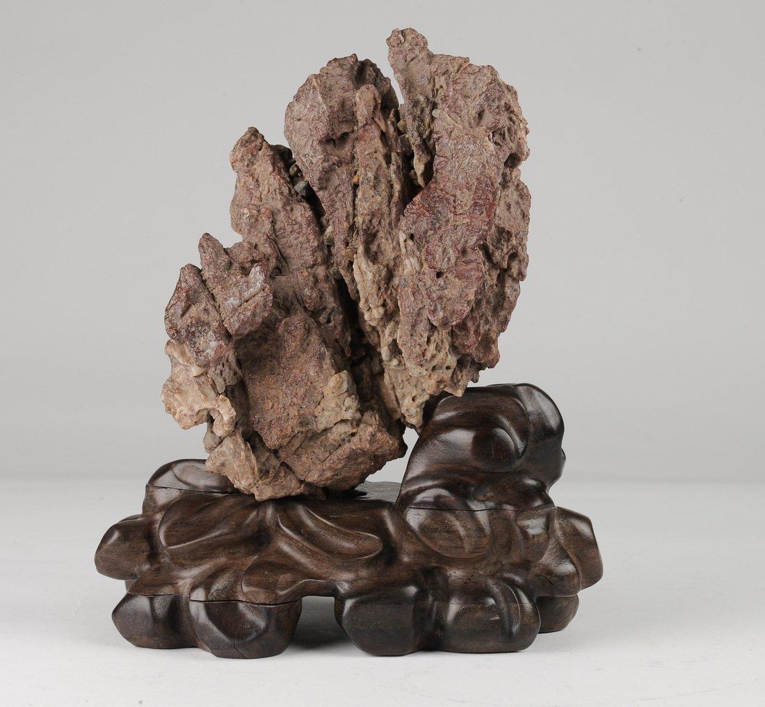 An Old Scholar's Rock - 4