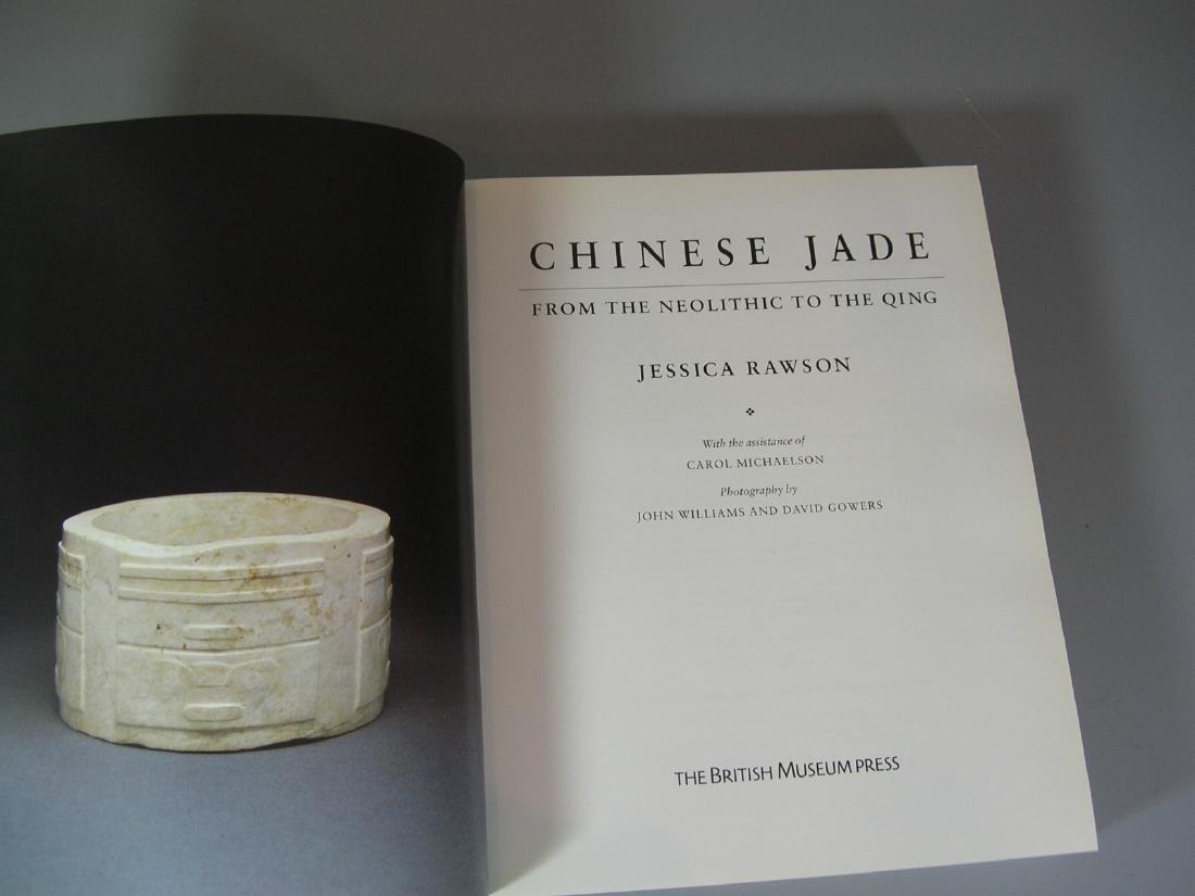 Chinese Jade Collection of Jessica Rawson Hardcover