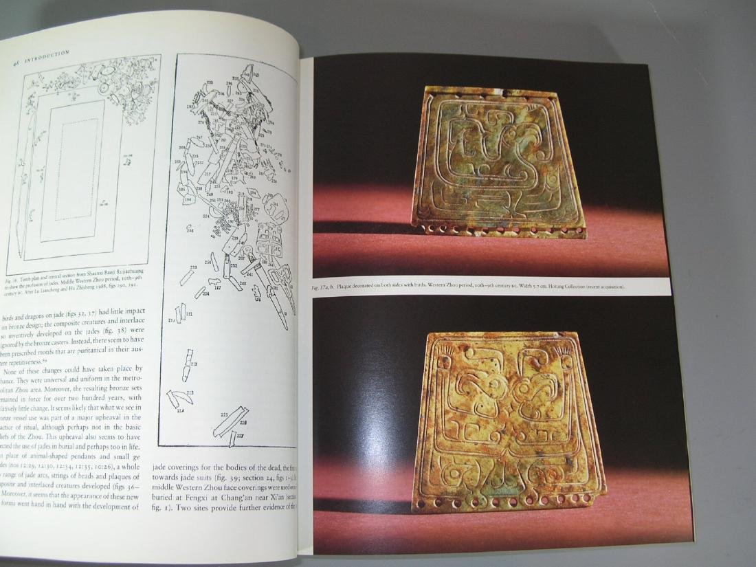 Chinese Jade Collection of Jessica Rawson Hardcover - 5