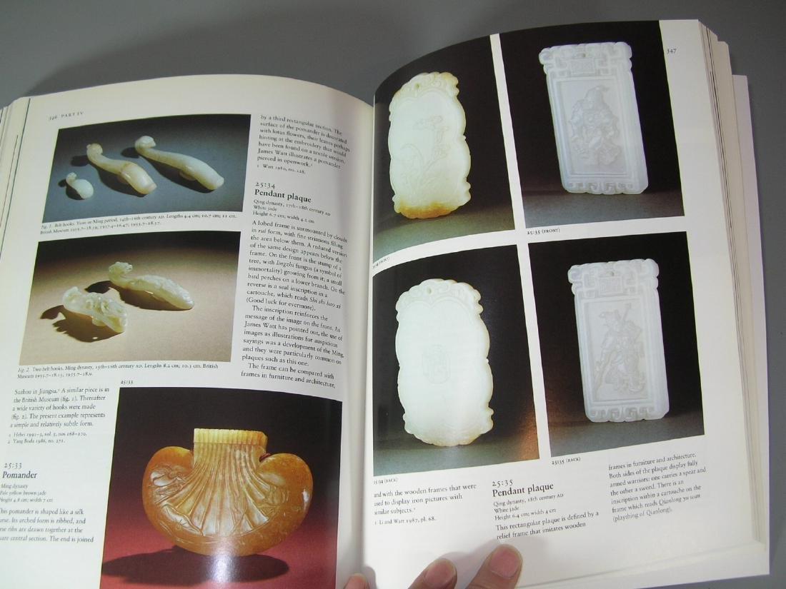Chinese Jade Collection of Jessica Rawson Hardcover - 7