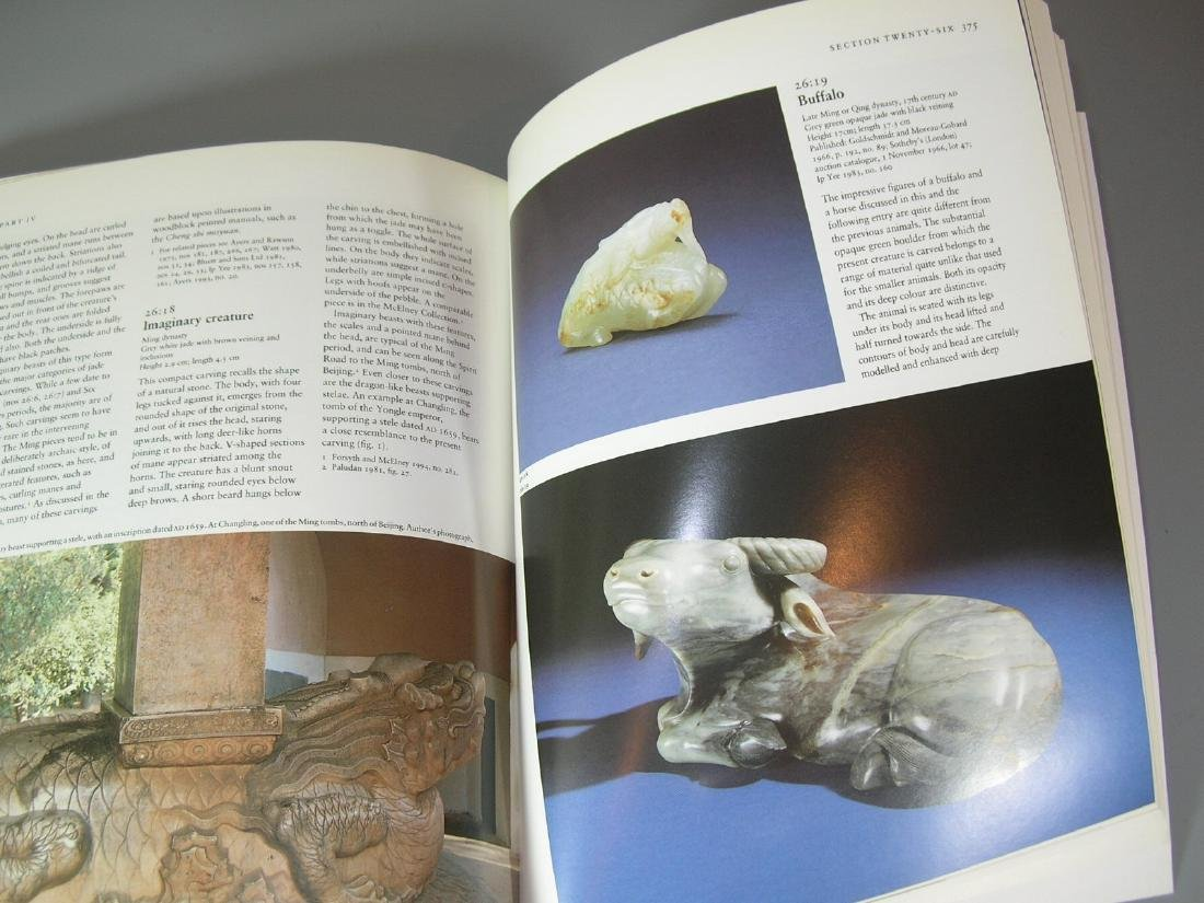 Chinese Jade Collection of Jessica Rawson Hardcover - 8