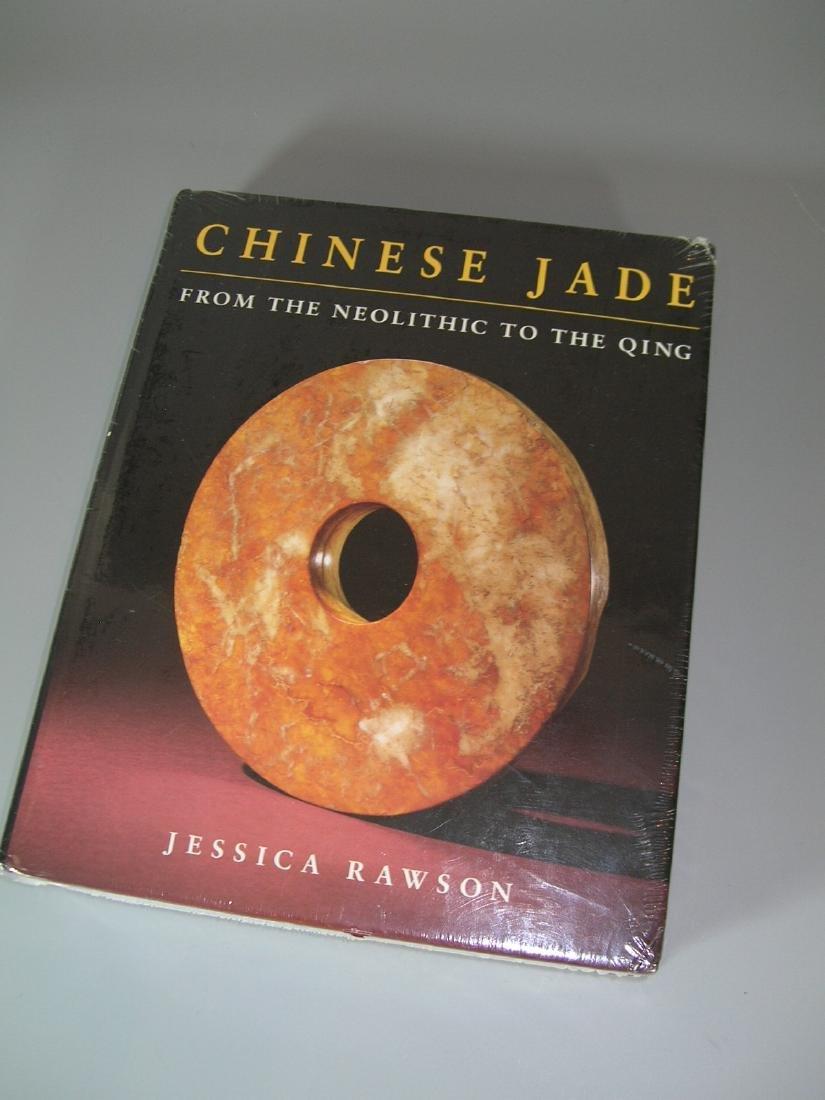 Chinese Jade Collection of Jessica Rawson Hardcover - 9