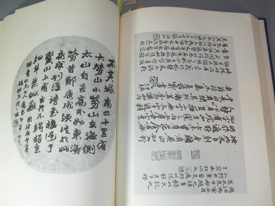 Catalogues of Zhao Zhiqian's Paintings and - 5