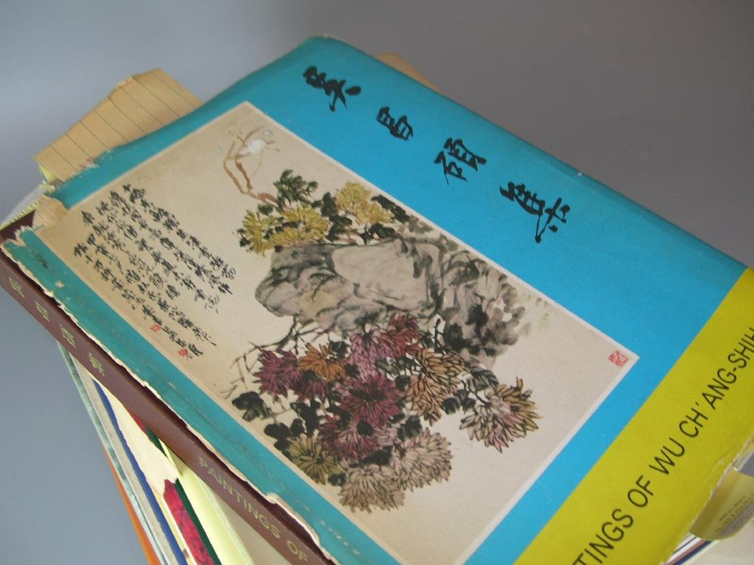 15 Catalogues of Important Chinese Painters - 2