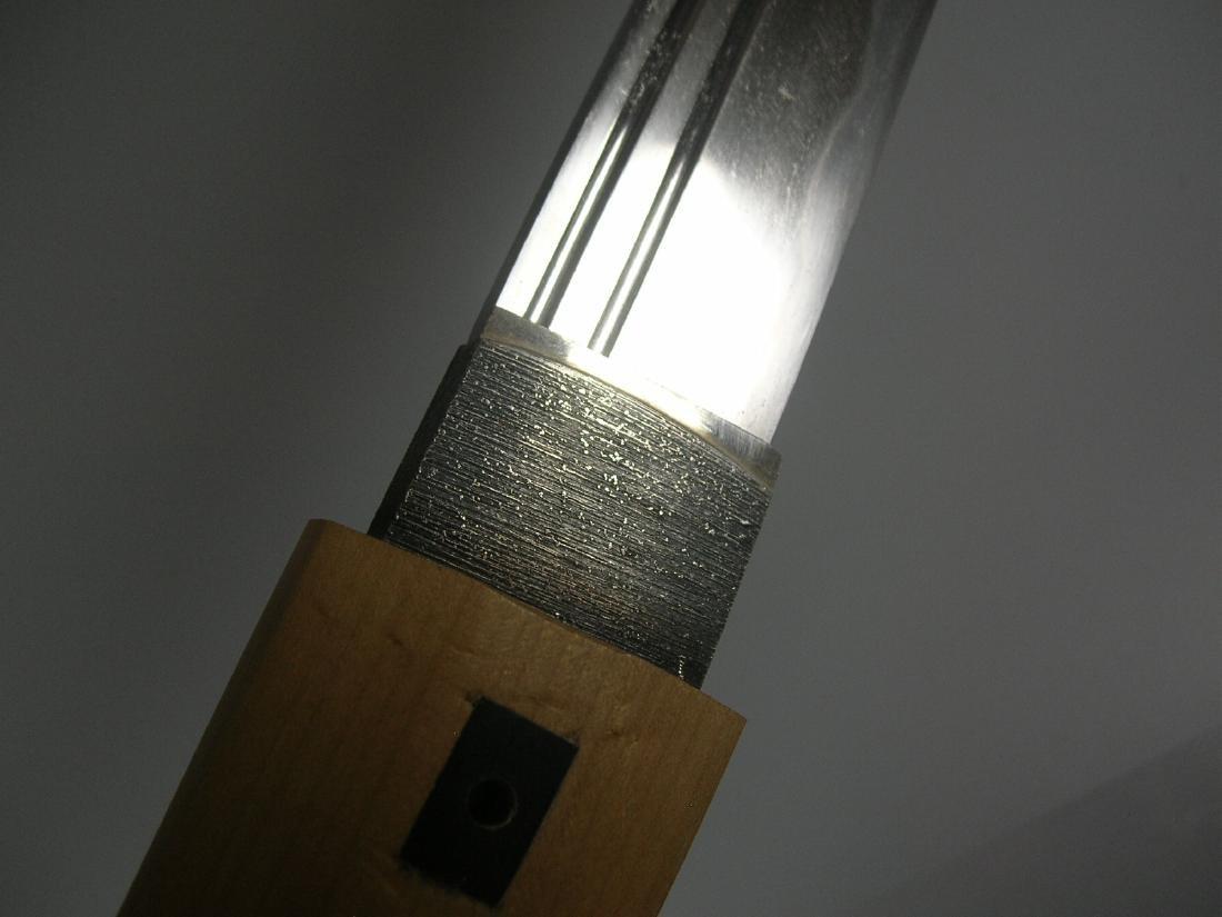 Antique Japanese Samurai Short Sword - 5