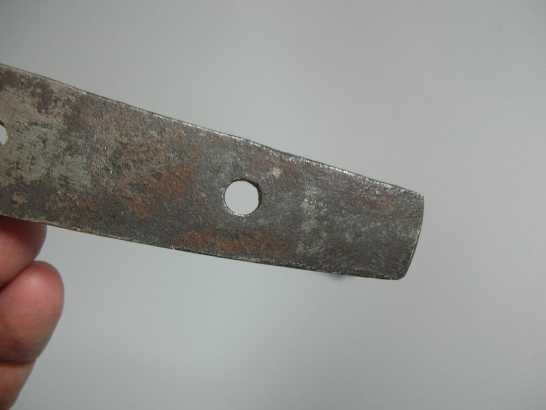 Antique Japanese Samurai Short Sword - 8