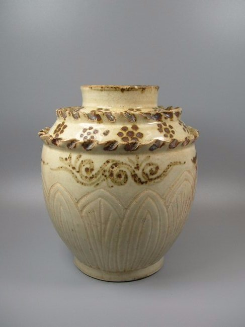 Unusual and Rare Cizhou Jar Song Dynasty