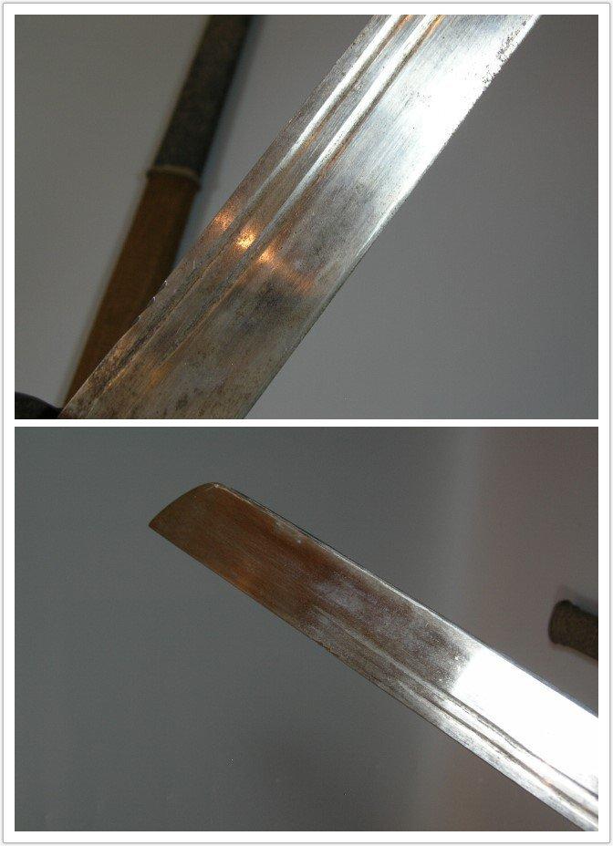 Important antique Sino-Tibetan Sword 19th Century - 10