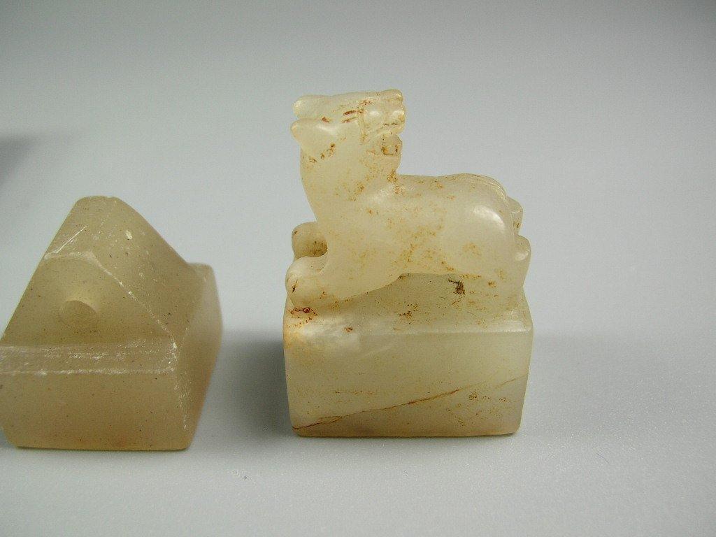 Group of Four Antique Seals - 2